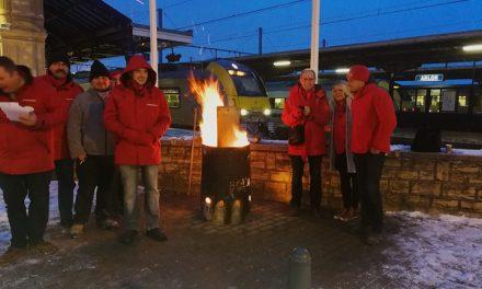 La grève du 27 février, moments choisis