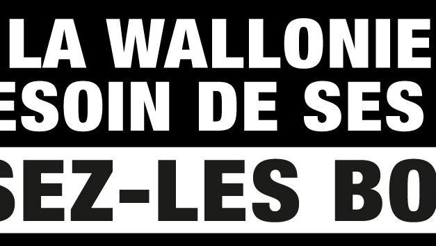 29-11-18  Manifestation Réforme APE – Namur ( Vidéo)