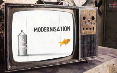 Les mots qui puent 4 : Modernisation