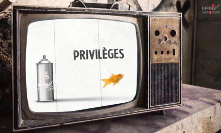 Les mots qui puent 2 : Privilèges