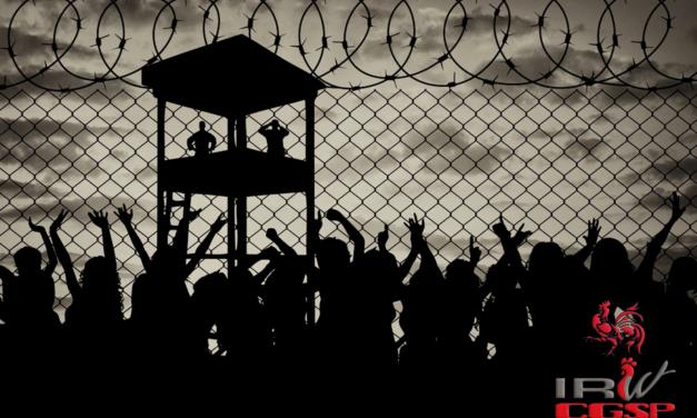 Grève émotionnelle de l'ensemble du personnel de l'établissement de « LANTIN »