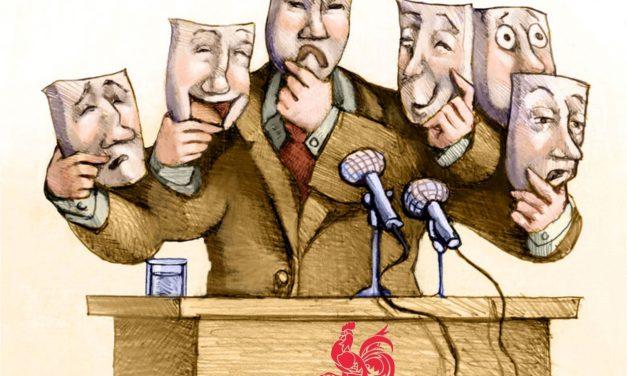 La communication du Gouvernement wallon :  Entre mensonge et mauvaise foi