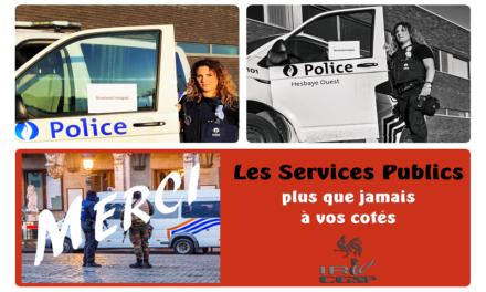 Témoignage : Hélodie, Policière à Hannut
