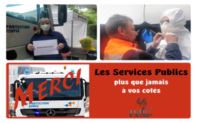 Témoignage : Joëlle, Protection Civile – Crisnée