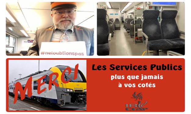 Témoignage : Sandy, accompagnateur de train à Tournai