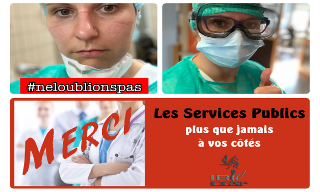 Témoignage : Aurélie, infirmière – CHBA Seraing