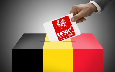 Les partis répondent à l'IRW-CGSP