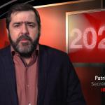 Voeux 2020 de Patrick LEBRUN – Secrétaire Général de l'IRW-CGSP